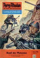 Perry Rhodan 26: Duell der Mutanten (Heftroman)