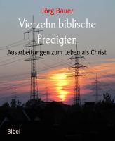Vierzehn biblische Predigten