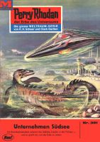 Perry Rhodan 381: Unternehmen Südsee (Heftroman)