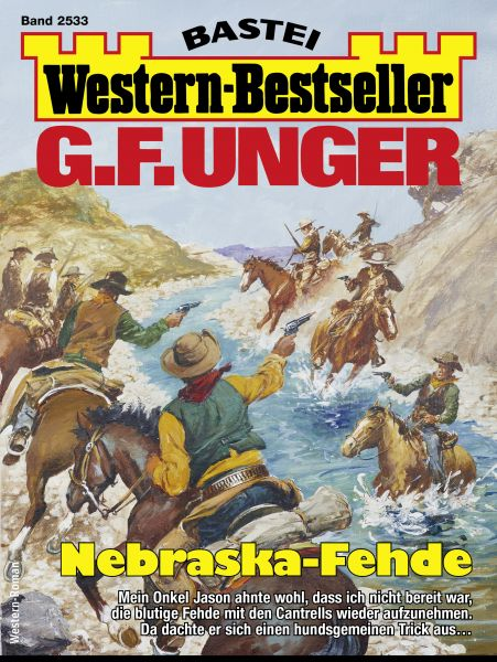G. F. Unger Western-Bestseller 2533