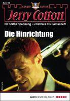Jerry Cotton Sonder-Edition 76 - Krimi-Serie