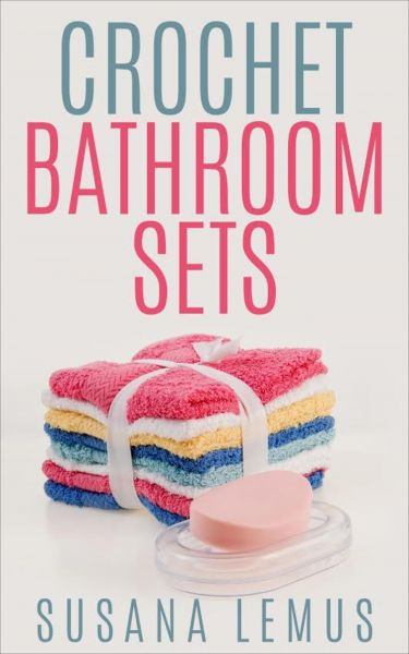 Crochet Bathroom Sets