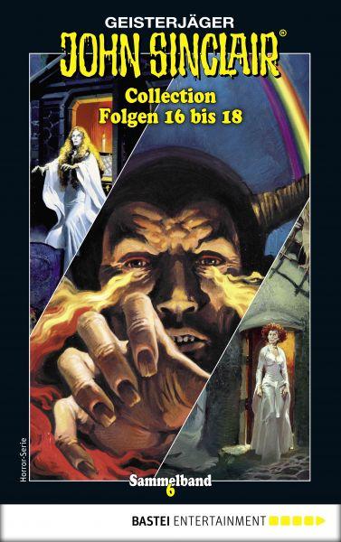 John Sinclair Collection 6 - Horror-Serie