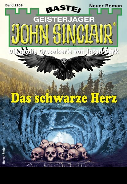 John Sinclair 2209 - Horror-Serie