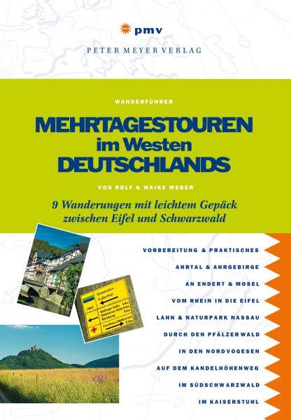Mehrtagestouren im Westen Deutschlands