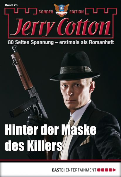 Jerry Cotton Sonder-Edition - Folge 26