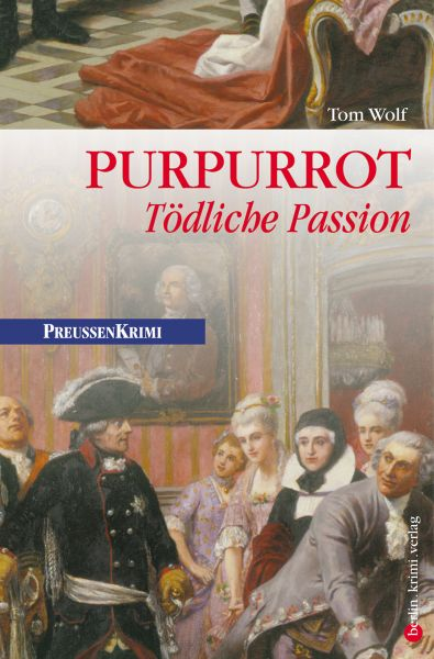 Purpurrot - Tödliche Passion