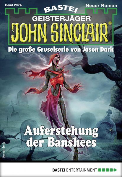 John Sinclair 2074 - Horror-Serie