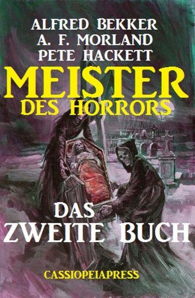 Meister des Horrors - Das zweite Buch