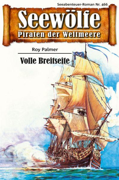 Seewölfe - Piraten der Weltmeere 466