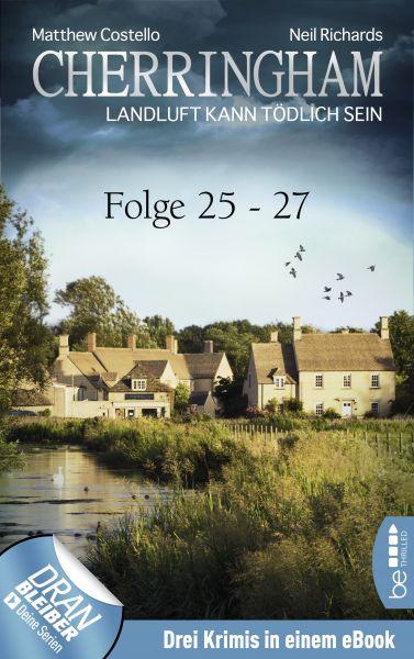 Cherringham Sammelband IX Folge 25-27
