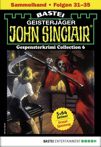 John Sinclair Gespensterkrimi Collection 7 - Horror-Serie