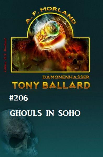 Ghouls in Soho Tony Ballard Nr. 206