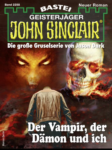 John Sinclair 2258
