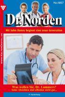 Dr. Norden 1057 - Arztroman
