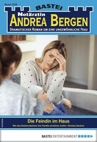 Notärztin Andrea Bergen 1348 - Arztroman