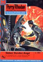 Perry Rhodan 263: Sieben Stunden Angst (Heftroman)