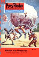 Perry Rhodan 136: Bestien der Unterwelt (Heftroman)