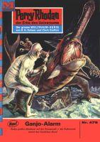Perry Rhodan 479: Ganjo-Alarm (Heftroman)