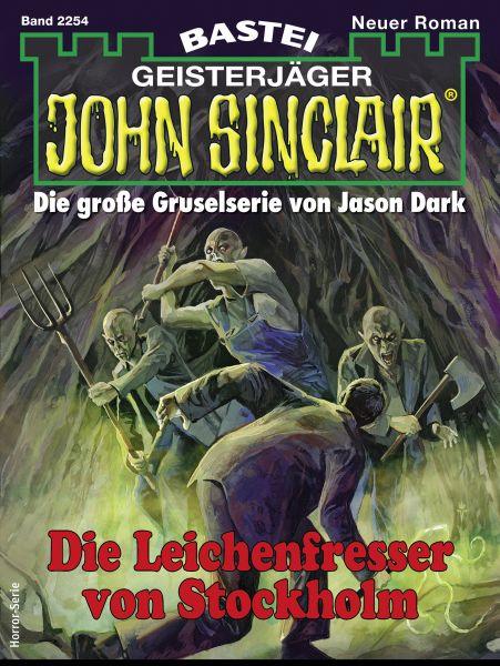 John Sinclair 2254