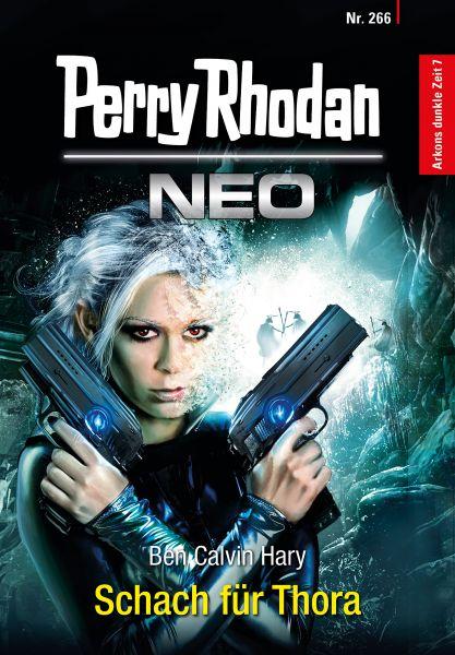 Perry Rhodan Neo 266: Schach für Thora