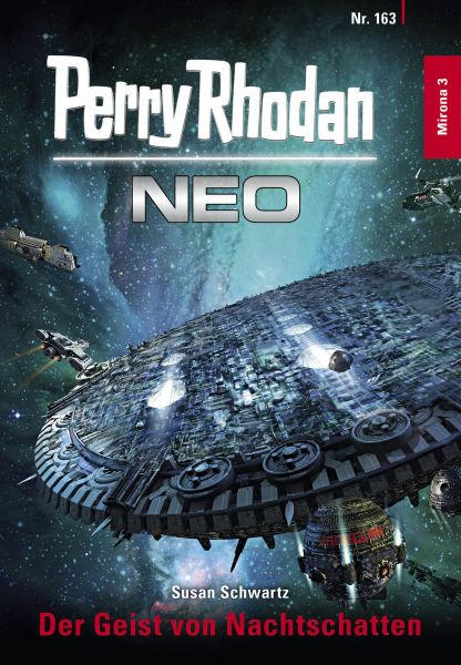 Perry Rhodan Neo Paket 17 Beam Einzelbände: Mirona