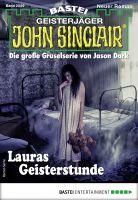 John Sinclair 2059 - Horror-Serie