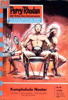 Perry Rhodan 85: Kampfschule Naator (Heftroman)