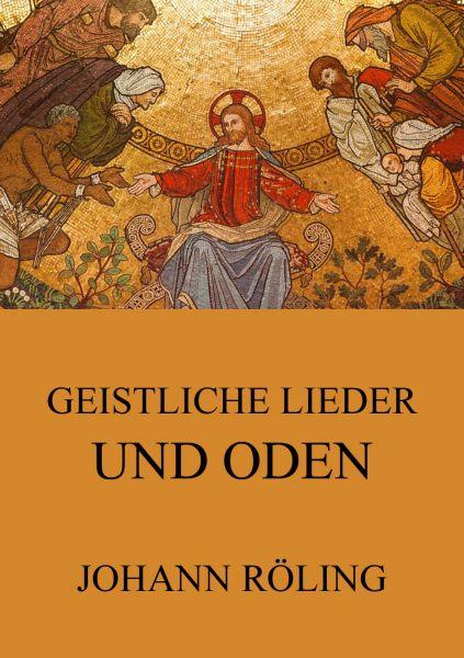Geistliche Lieder und Oden