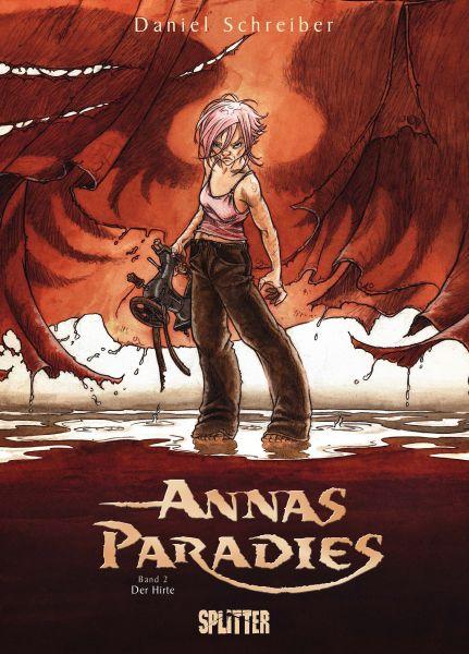 Annas Paradies. Band 2