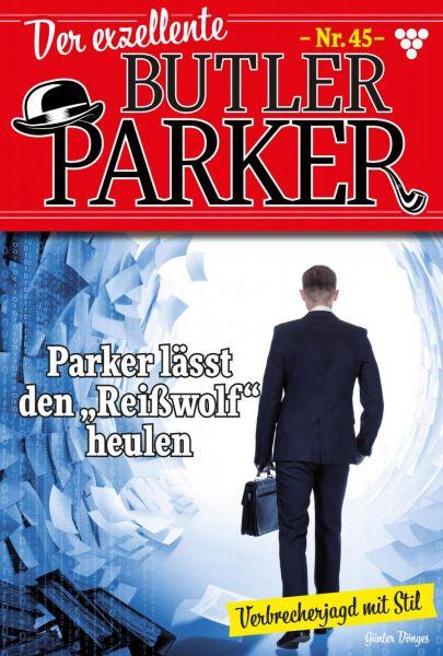 Der exzellente Butler Parker 45 – Kriminalroman