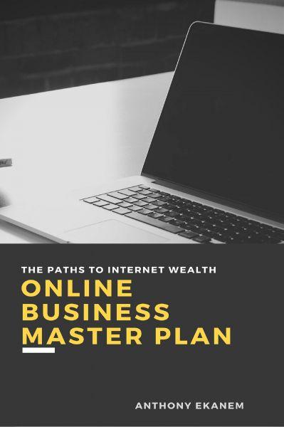 Online Business Master Plan