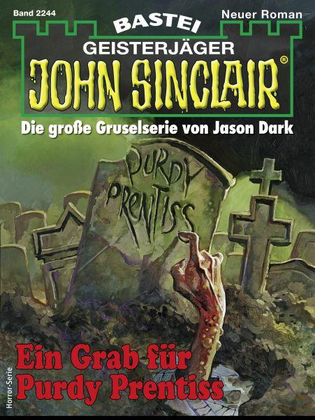 John Sinclair 2244