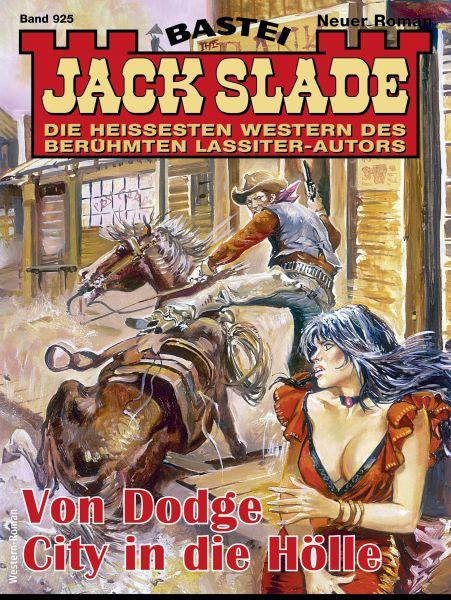 Jack Slade 925 - Western