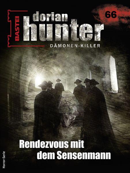 Dorian Hunter 66 - Horror-Serie