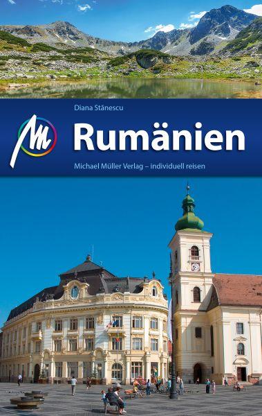 Rumänien Reiseführer Michael Müller Verlag