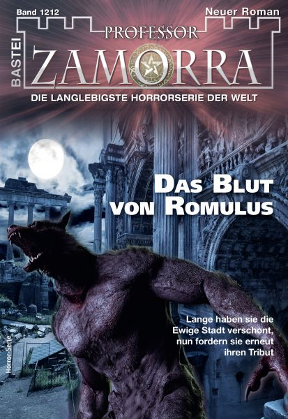 Professor Zamorra 1212 - Horror-Serie