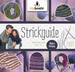 Strickguide Vol. 15
