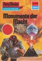 Perry Rhodan 675: Monumente der Macht (Heftroman)
