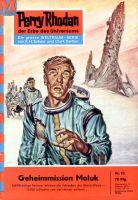 Perry Rhodan 92: Geheimmission Moluk (Heftroman)