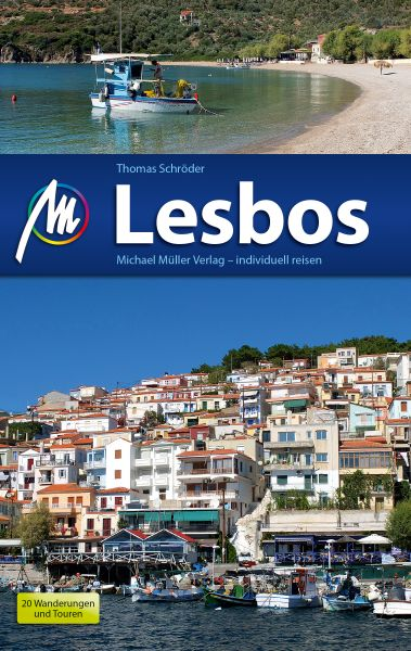 Lesbos Reiseführer Michael Müller Verlag