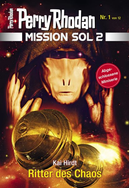 Mission SOL 2020 / 1: Ritter des Chaos