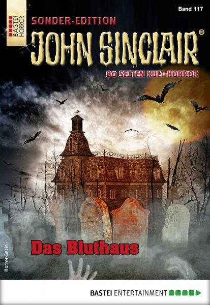 John Sinclair Sonder-Edition 117 - Horror-Serie