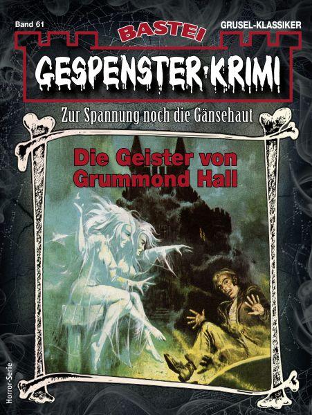 Gespenster-Krimi 61 - Horror-Serie
