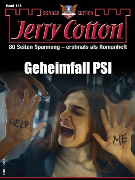 Jerry Cotton Sonder-Edition 148 - Krimi-Serie