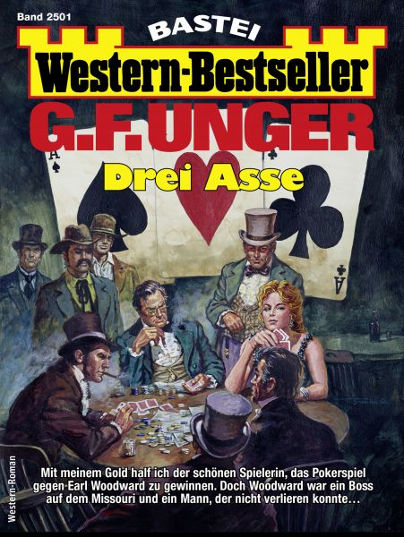 G. F. Unger Western-Bestseller 2501 - Western