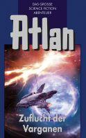 Atlan 30: Zuflucht der Varganen (Blauband)