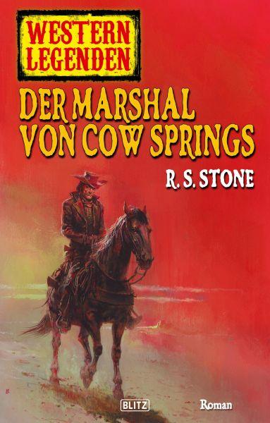 Arizona Legenden 11: Der Marshal von Cow Springs