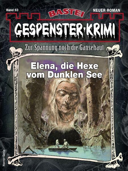 Gespenster-Krimi 63 - Horror-Serie