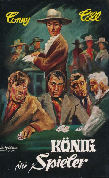 Conny Cöll - König der Spieler